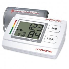 Automatyczny cyfrowy ciśnieniomierz naramienny Kardio-Test. KTA-875