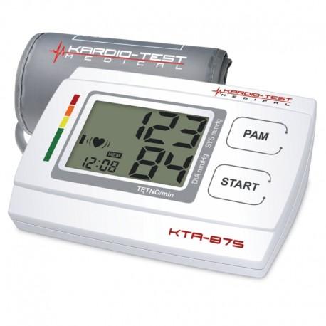 Automatyczny cyfrowy ciśnieniomierz naramienny TECH MED. KTA-875