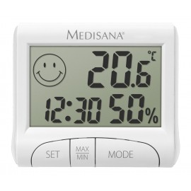 Elektroniczny termometr z higrometrem Medisana HG 100