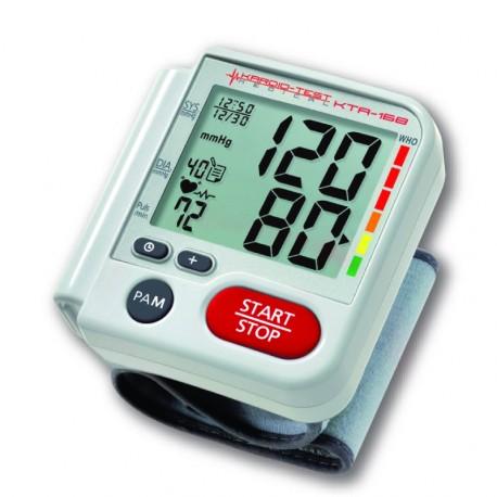 Ciśnieniomierz nadgarstkowy Kardio Test KTA-168